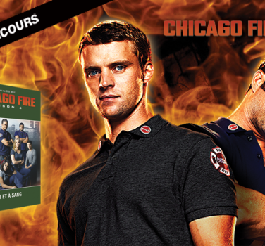 chicago fire concours dvd