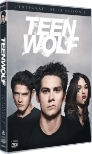 dvd teen wolf saison 3