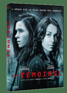 dvd saison 2 les témoins