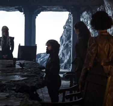 Game of thrones saison 7 episode 2 stormborn