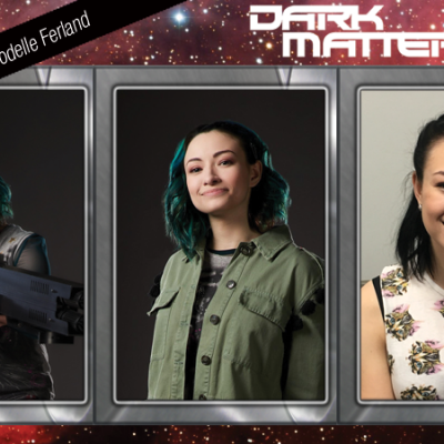 jodelle ferland interview dark matter
