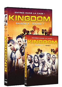 kingdom saison 2 dvd