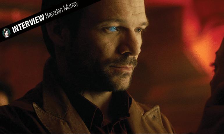 Dark Matter – Brendan Murray : «je joue un androïd qui prétend être un humain» !