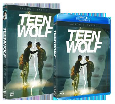 dvd teen wolf saison 6 partie A