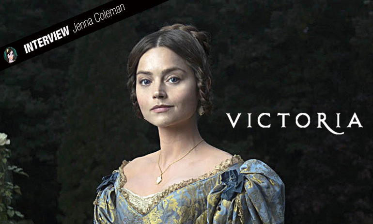 jenna coleman interview victoria