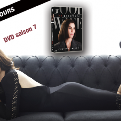 the good wife concours dvd