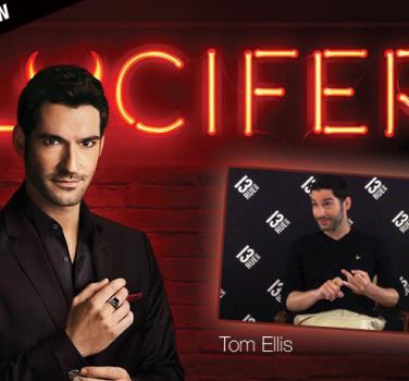 Tom Ellis lucifer interview
