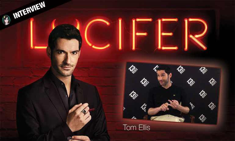 Tom Ellis lucifer interview