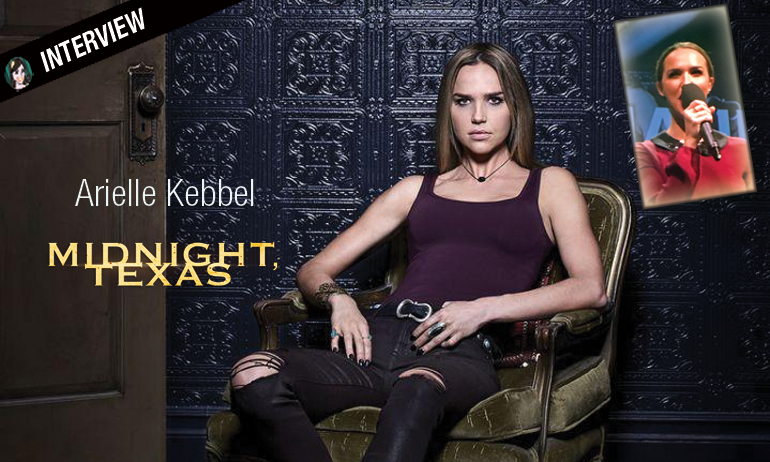 arielle kebbel interview