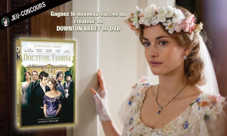 [Jeu-Concours] Docteur Thorne : gagnez le coffret DVD d'une série inédite en France !