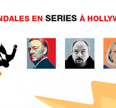 scandales en séries à hollywood