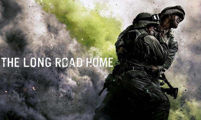 the long road home avis série