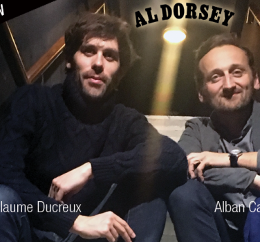 guillaume ducreux alban casterman al dorsey interview