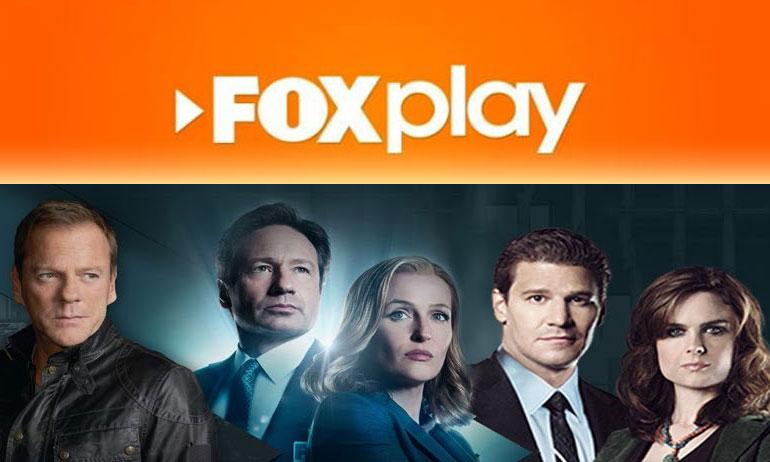 fox play séries