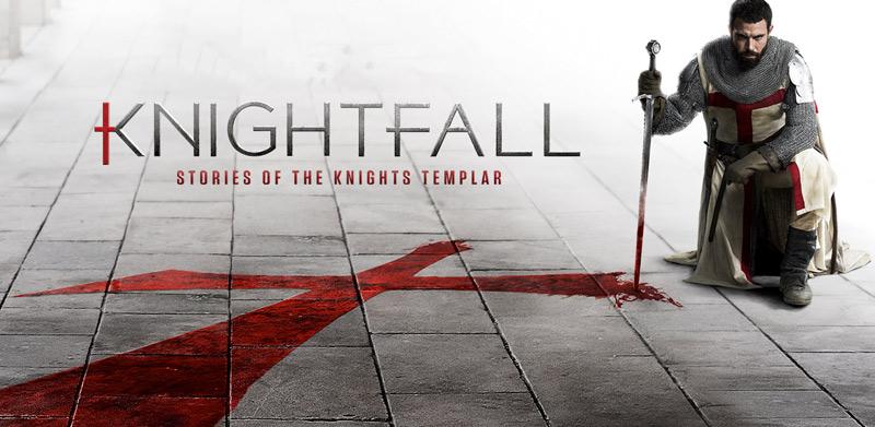 knightfall série