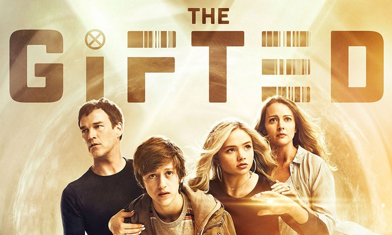 the gifted série canal + séries