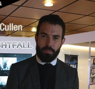 tom cullen knightfall interview