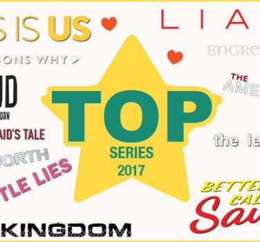 top séries 2017 lubiie