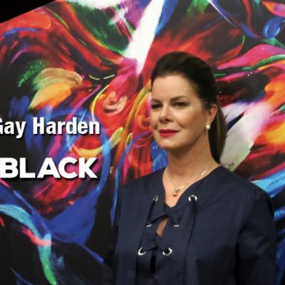 marcia gay harden code black leanne rorish interview