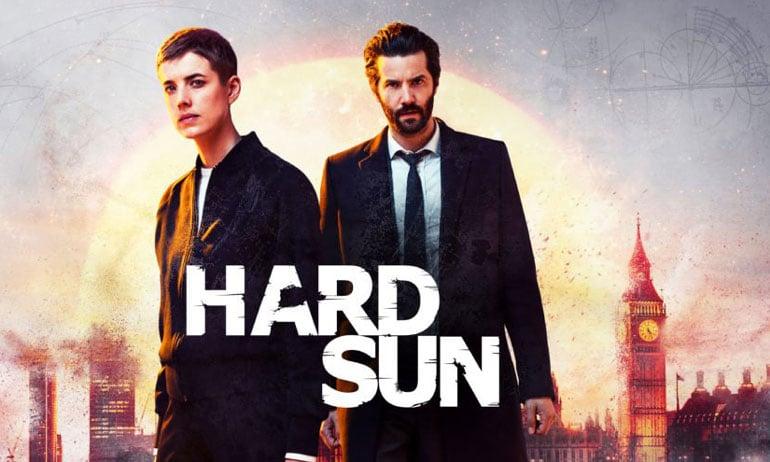 hard sun série canal + avis