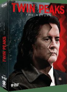twin peaks the return DVD