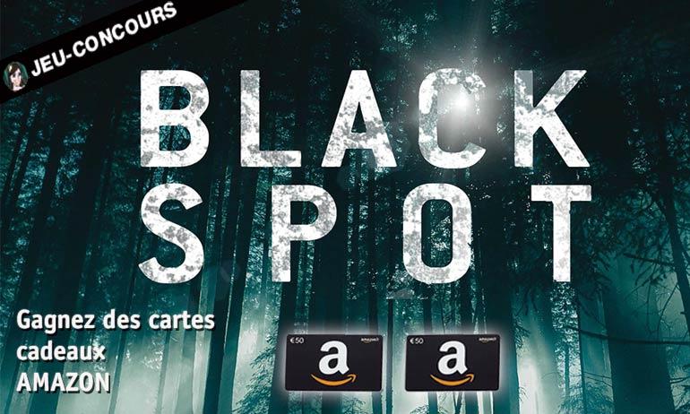 black spot amazon prime video zone blanche