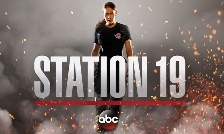 Grey's Anatomy : Station 19 Station-19-serie