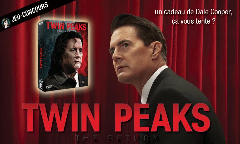 twin peaks concours DVD