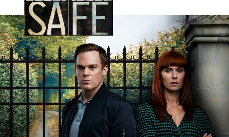 Safe : série de divertissement garantie par Harlan Coben