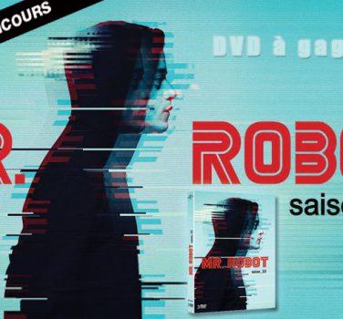 mr robot saison 3 dvd concours