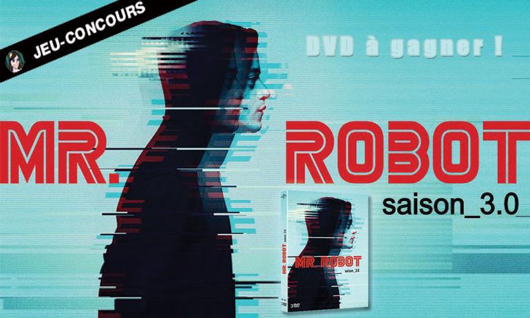 [CONCOURS] Mr. Robot saison 3