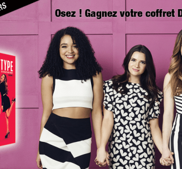 the bold type dvd concours jeu