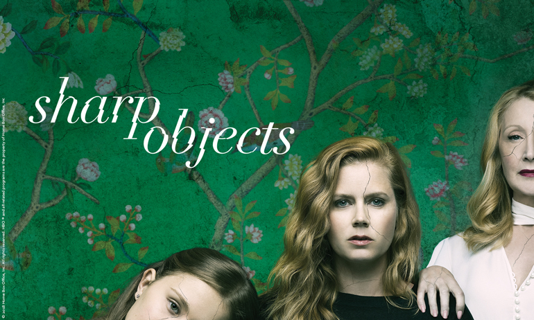 sharp objects series avis