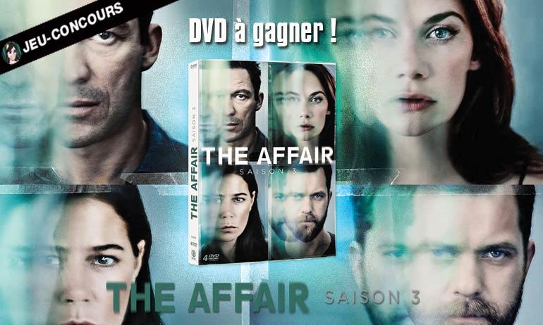 [JEU-CONCOURS] The Affair saison 3 gagnez le coffret DVD !