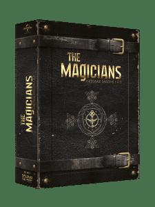 coffret intégral the magicians