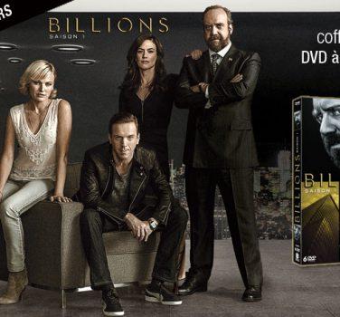 billions saison 1 dvd concours jeu