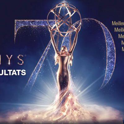 emmy awards 2018 emmys résultats séries tv cérémonie