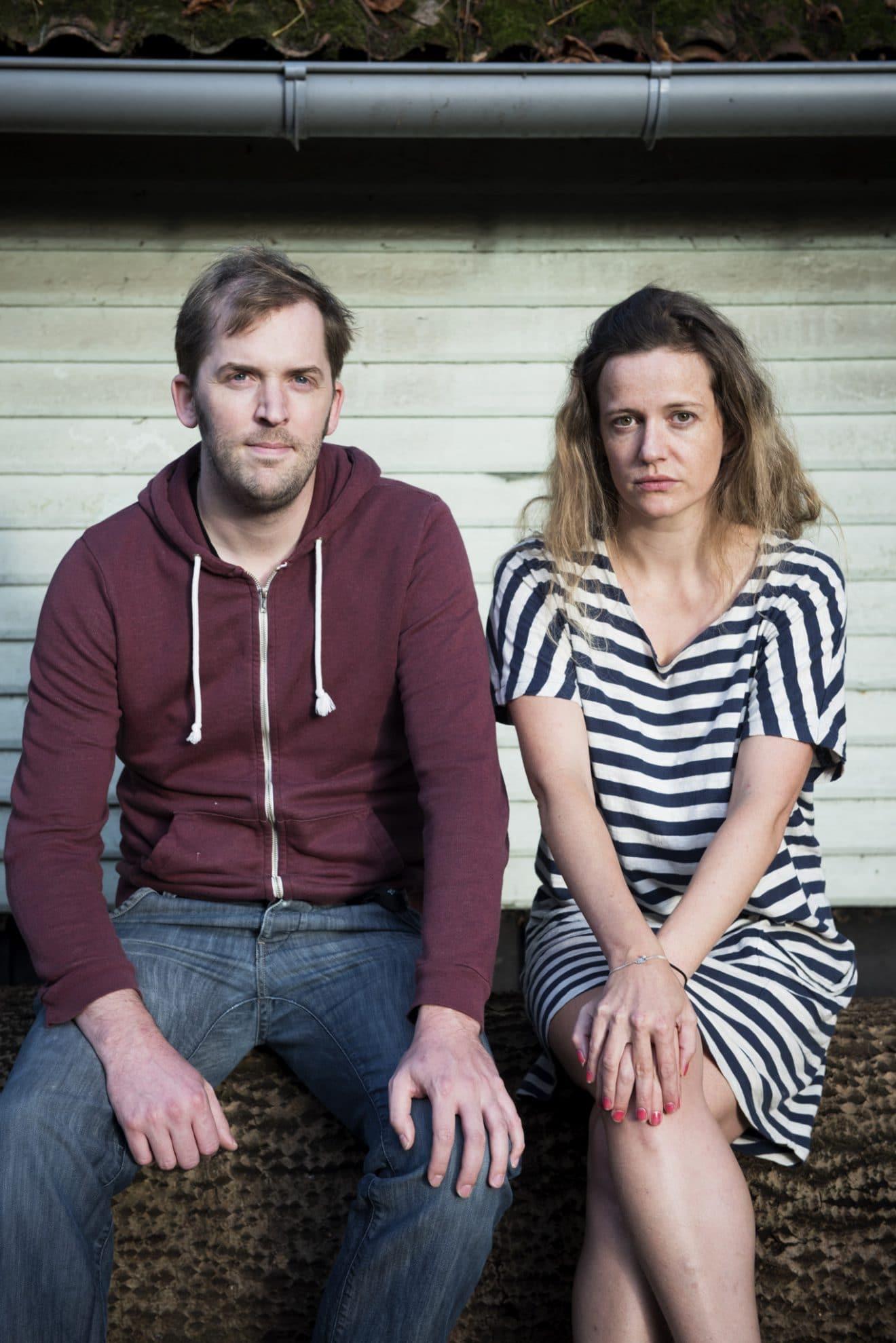 julie mahieu et jonas Geirnaert - The DAY