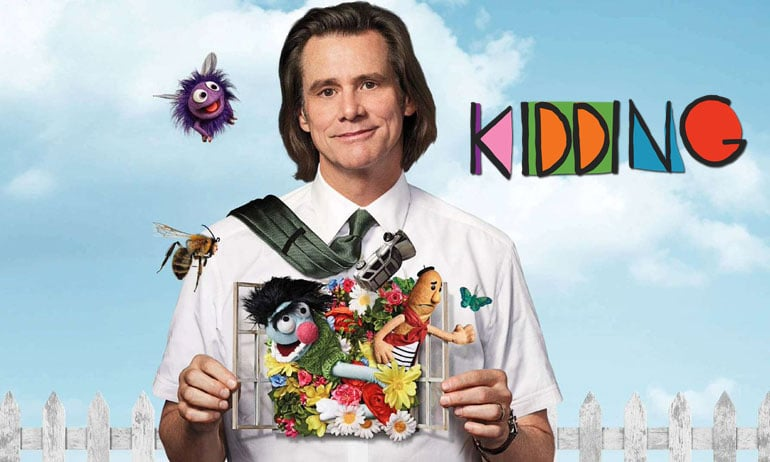 kidding série avis jim carrey