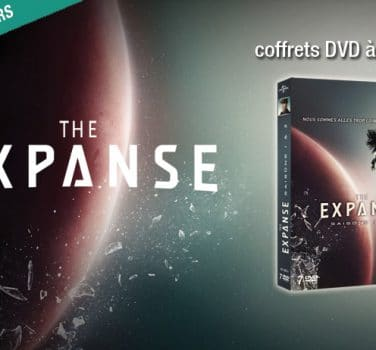 the expanse je concours DVD