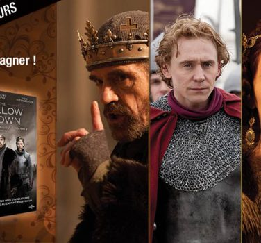 The hollow crown concours dvd gagner