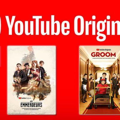 youtube originals france les emmerdeurs groom avis série
