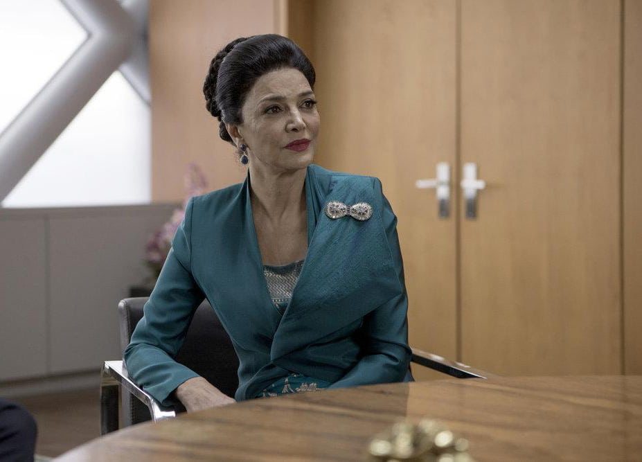 Shohreh Aghdashloo the expanse interview