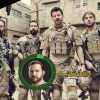A.J Buckley Seal Team série m6