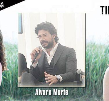 alvaro morte the pier el embarcadero la casa de papel interview tf1