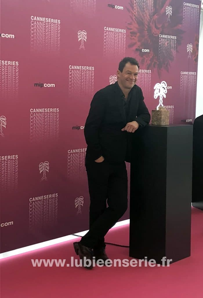 dominic west canneseries mipcom