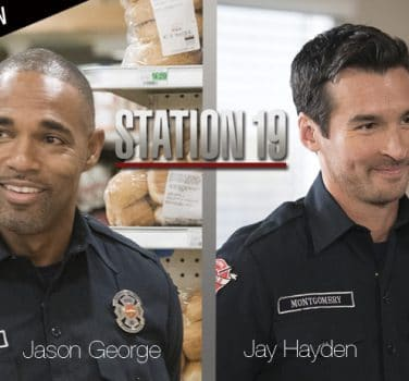 jason george jay hayden station 19 ben warren travis montgomery interview tf1 grey's anatomy