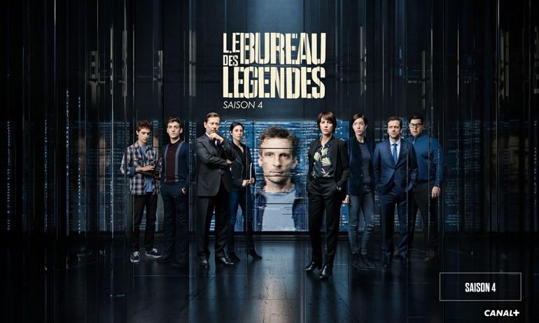 Le bureau des légendes saison 4 : quand la légende doute lubie