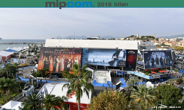 mipcom 2018 bilan