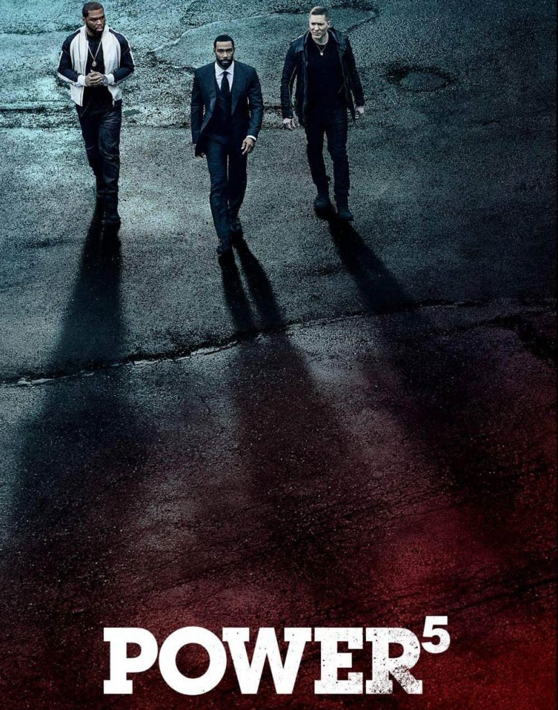 power serie saison 5 ghost review
